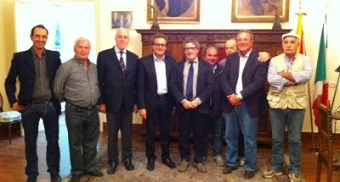 Il Vice-Presidente dell'ARS in visita a Castelvetrano