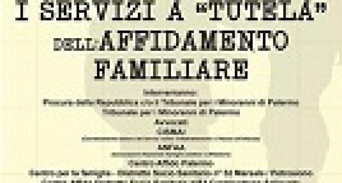 """Santa Margherita di Belice: giovedì 28 novembre avrà luogo il convegno """"I servizi a tutela dell'affidamento familiare"""""""