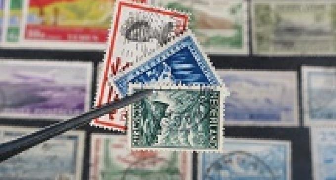 Salemi: donata al comune una collezione di rari francobolli