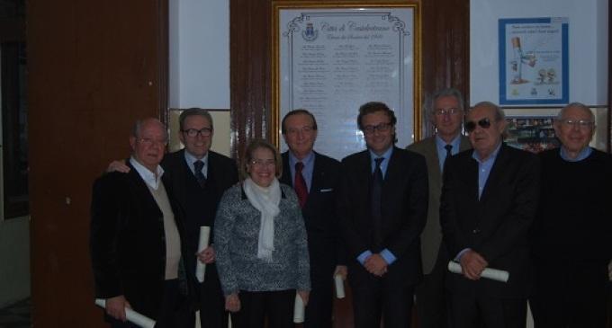 Castelvetrano, Felice Errante incontra  gli ex sindaci della città