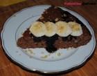 """""""..le delizie del PaLato"""": Torta di banane, cacao e noci"""