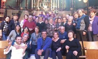 """Santa Ninfa: anziani ospiti della trasmissione rai """"Affari tuoi"""""""