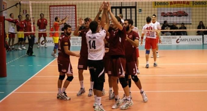 Trapani Volley, il Presidente Poma premiato dal Coni