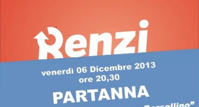 Partanna, i giovani del PD a sostegno di Matteo Renzi