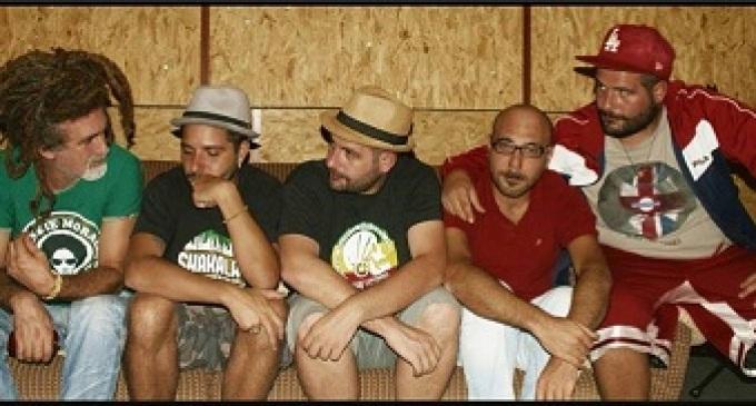 Santa Ninfa: sabato sera gli Shakalab in concerto
