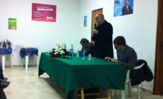 Santa Ninfa: inaugurato Circolo Big Bang per Renzi