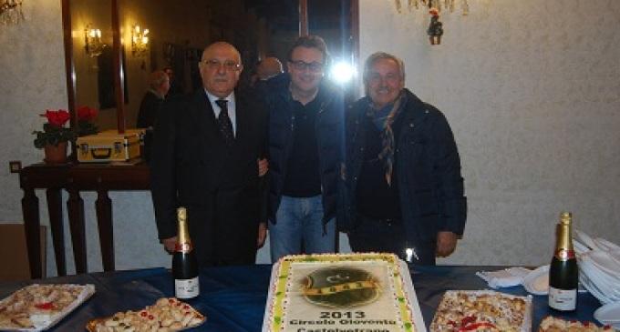 Castelvetrano: il Sindaco ai festeggiamenti per i 130 anni del Circolo della Gioventù