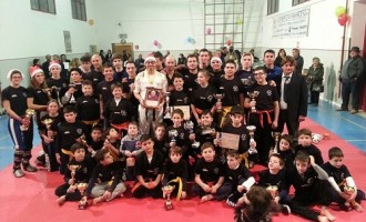 Partanna, concluso il VI° Torneo dell'Amicizia – ASD Another Way Kick Boxing