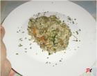 …Le Delizie del Palato: risotto con lenticchie, carote e broccoletti verdi