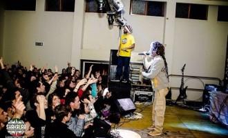 Santa Ninfa: successo per il concerto degli Shakalab