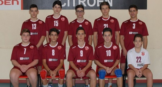 Trapani: l'Under 19 di Pallavolo vince 3-0 con il Mazara Sporting Club