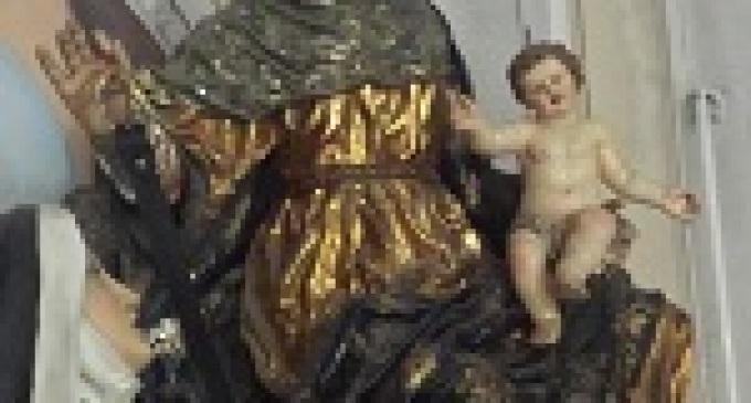 """Partanna, Don Pino Biondo: """"Necessario tutelare il patrimonio artistico religioso della nostra comunità"""""""