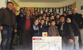 """Partanna: effettuato ieri sera il sorteggio dell'Epifania al Club Juve """"Pavel Nedved"""""""