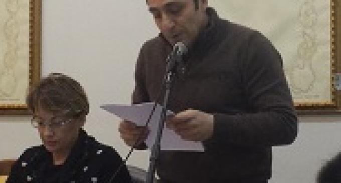 Intervento in Consiglio Comunale di Giovanni Lo Piano Rametta
