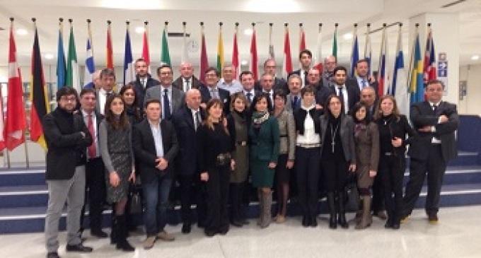 Comunicato Fidapa sulla partecipazione della socia young Rosaria Cangemi al Parlamento Europeo