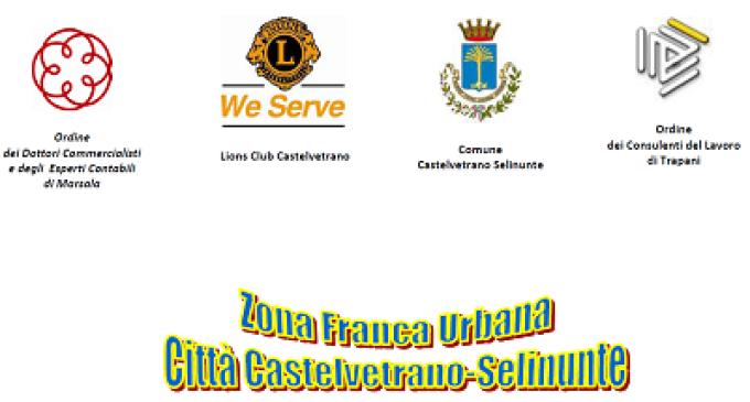 Castelvetrano: sabato al Teatro Selinus un convegno per illustrare le Z.F.U.