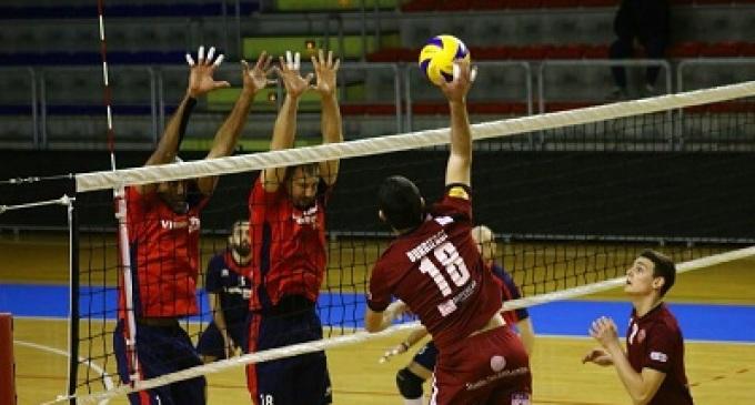 Vibrotek Pulsano-Pallavolo Trapani 3-0