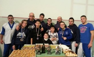 L'another way trionfa al Centurion Open di kick boxing