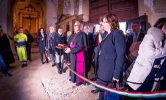 Comunicato stampa Diocesi di Mazara del Vallo sulla riapertura della Chiesa di San domenico