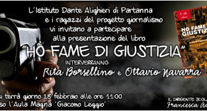 """Il """"Dante Alighieri"""" incontra Rita Borsellino per il progetto giornalismo"""