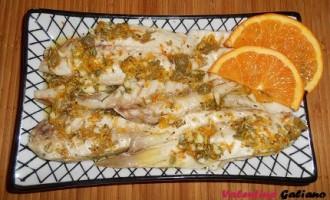 """""""…le delizie del PaLato"""": Filetti di sgombro con salmoriglio all'arancia"""