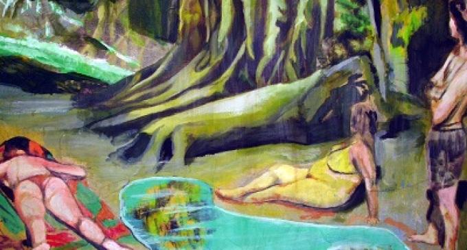 Salemi, l'arte di Lilian Russo e Gisella Spinella al castello