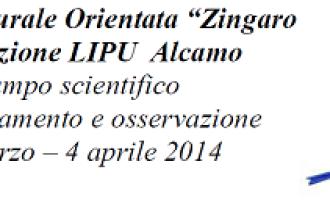 Campo scientifico alla RISERVA DELLO ZINGARO