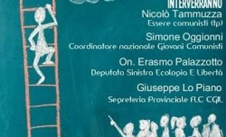 """Castelvetrano: sabato 16 marzo avrà luogo l'incontro politico """"Lavori in corso a sinistra"""""""