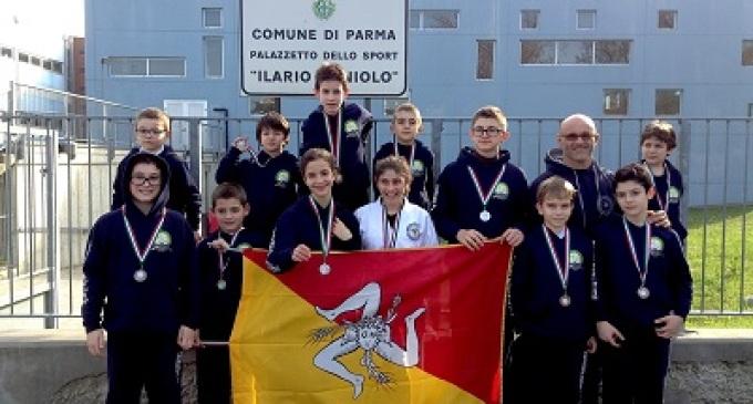 Brazilian Jiu Jitsu: la Sicilia al campionato nazionale junior fa il pieno di medaglie