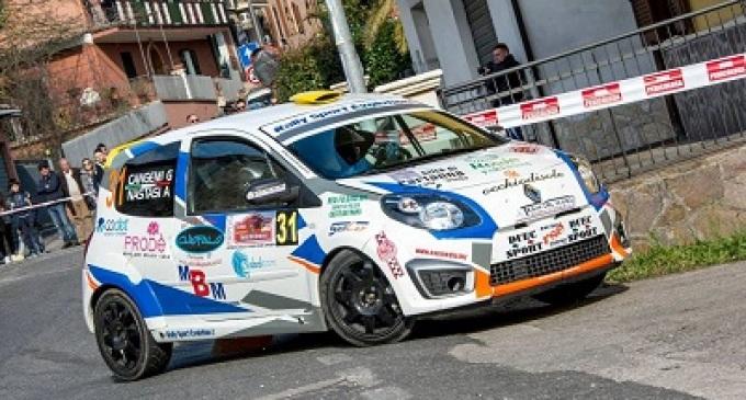 Prima gara del Campionato Italiano Rally 2014 per il Team Mago di Partanna