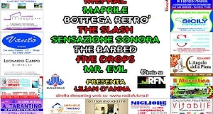 Nona edizione del concerto del 1 Maggio a Porto Palo di Menfi