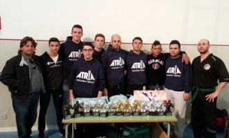 L'Another Way Team vince il titolo italiano di Kick Boxing WMKF