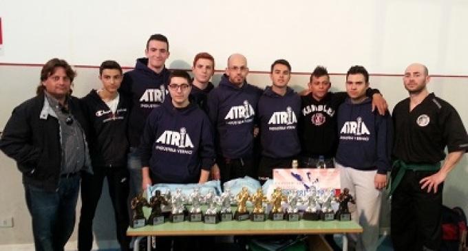 L'Another Way Team vince il titolo italiano di Kick Boxing WMKF