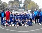 I Pulcini dell'A.S.D. Nuova Partanna Calcio presenti al II° torneo Pulcino di Pasqua