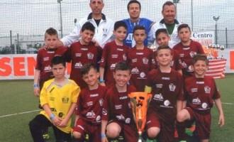 Cesenatico – 1° posto per i Pulcini  2004 dell'A.S.D. Nuova Partanna Calcio