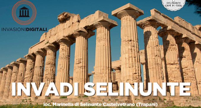 INVASIONI DIGITALI presso Parco Archeologico di Selinunte e  Cave di Cusa