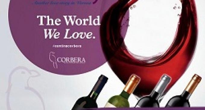 La Cantina Corbera dal 6 al 9 Aprile sarà presente a Vinitaly 2014