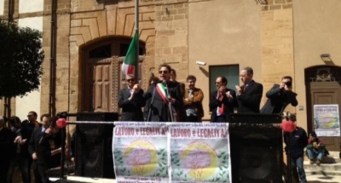 Castelvetrano libera Castelvetrano, stamane  il corteo per le vie della città