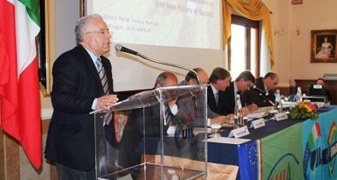 Giuseppe Aleo confermato presidente provinciale Uimec Trapani