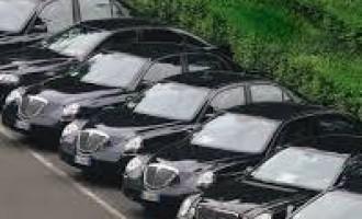 """La Sicilia """"regina"""" d'Italia per l'uso delle auto blu"""
