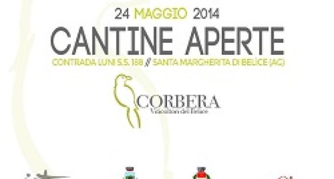 Cantine aperte da Cantina Corbera, prima edizione