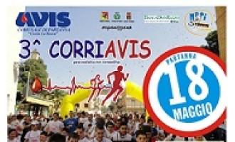Partanna: il 18 maggio 3^ CorriAvis