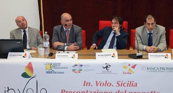 """Volontariato in Sicilia, dal 2011 con """"In.Volo:"""" erogati 2,2 mln di euro"""