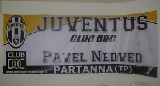 """Lo Juventus Club Doc """"Pavel Nedved"""" di Partanna organizza la """"Festa Bianconera dell'Orgoglio Gobbo di Sicilia"""""""