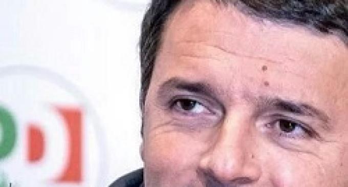 Manifestazione di Renzi a Palermo