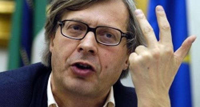 "Area14: Vittorio Sgarbi presenta ""Il tesoro d'Italia"""