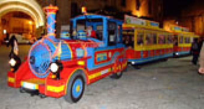 Castelvetrano: bando per affidamento servizio di un trenino turistico