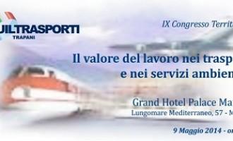 Domani il 9° congresso territoriale Uil Trasporti Trapani