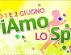 """Gibellina: dal 31 maggio al 2 giugno """"ViviAmo lo Sport"""""""
