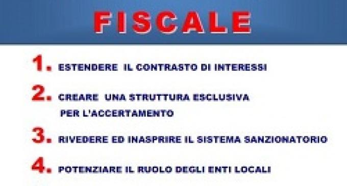 Presentata a Trapani la petizione popolare Uil per combattere l'evasione fiscale